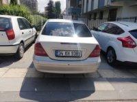 Başkentte araçtan 83 bin lira çalan hırsızlar polis kıskacında