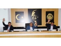 Çevre Hizmetleri Birliği olağan meclis toplantısı yapıldı