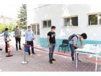 Konya Büyükşehir İtfaiyecilik Bölümünden mezun itfaiyeciler alıyor