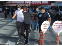 Konya'da hayvan hırsızları tutuklandı