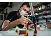 Genç mühendisin ürettiği sistem tuvalet tarihinde ezber bozacak