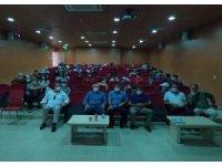 Elazığ'da öğrencilere eğitim seti dağıtıldı