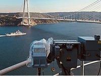 İstanbul ve Çanakkale Boğazları ile Marmara Denizi artık milli sistemle izlenecek