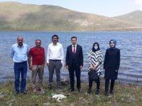 Balık Gölü turistik destinasyon olacak