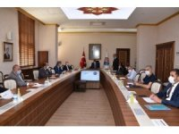 Kırıkkale'de İl İstihdam ve Mesleki Eğitim Kurulu toplandı