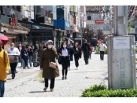 Rize'de maskesiz sokağa çıkan 570 kişiye para cezası uygulandı