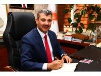 """Başkan Altınsoy: """"Ayasofya'nın dirilişi Mescid-i Aksa'nın özgürlüğe kavuşmasının habercisi"""""""