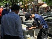 Kırıkkale'de vaka sayısı 100'ü aşınca denetimler sıklaştırıldı