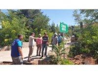 Aksaray'da mezarlıklarda bayram temizliği başladı
