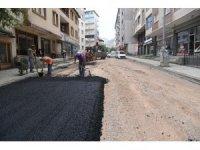 Bayram öncesi asfalt seferberliği