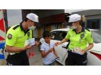 Polis ve jandarmadan bayram öncesi sürücülere bilgilendirme