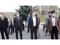 Kars'ta Bayram Namazında camiler doldu, taştı
