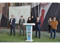 Kars'ta AK Partililer bayramlaştı