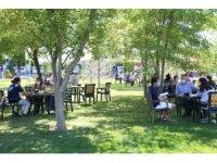 Atılım Üniversitesi tercih dönemindeki tanıtım programlarını açık havaya taşıdı