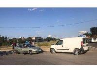 Malkara'da trafik kazası: 3 yaralı