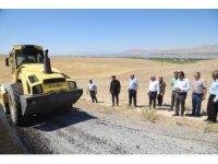 Battalgazi Belediyesi, asfaltsız yol bırakmama hedefinde
