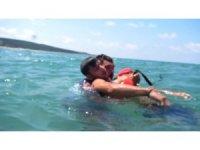 Bayramda Kocaeli sahillerinde 352 kişi boğulmaktan kurtarıldı