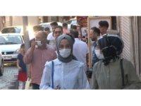 """Mardin'de vaka sayısının neden arttığını vatandaşlar özetledi: """"Sağlıklı hava alabilmemiz için maske takmamalıyız"""""""