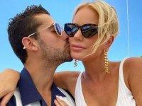 Caroline Stanbury, kalbini Sergio Carallo'ya kaptırdı