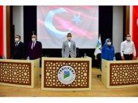 Yeşilyurt Belediye Meclisinde imar görüşüldü