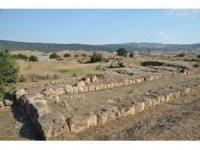 Şapinuva Antik Kentinde kazı çalışmaları başladı