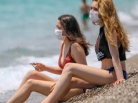 Dikkat! Maske, denizde ölümcül olabilir!