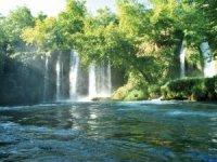 """Düden ve Çağlayan Şelalesi ile Santa Harabeleri """"doğal sit-nitelikli doğal koruma alanı"""" olarak tescillendi"""