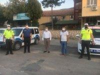 'Kurban Bayramı' trafik denetim raporu