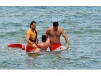 Samsun'da cankurtaranlar tarafından 2 ayda 98 kişi kurtarıldı