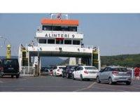 Kurban Bayramı tatilinde feribot seferleri yüzde 10 arttı