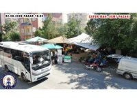 Malatya polisinden korona ile aktif mücadele