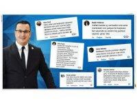 Mustafakemalpaşa Belediye Başkanı Kanar'a her kesimden büyük destek