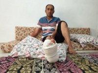 Bursa'da ölümden dönen işçi o anları anlattı
