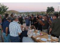 İYİ Parti Genel Başkanı Akşener'in programında maske ve sosyal mesafe kuralı hiçe sayıldı