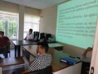 Iğdır'da avcı eğitim kursu açıldı