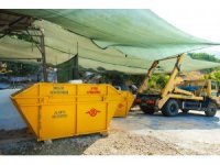 Alanya Belediyesi, Kurban Bayramı'nda 3 bin 528 ton atık topladı