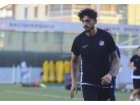 "Samet Akaydin: ""Hedefim Süper Lig'de oynamak"""