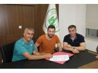 Sivas Belediyespor iç transferde hız kesmiyor