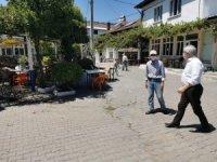Başkan Cengiz'den mahalle ziyaretleri