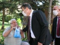 Afyonkarahisar'ın yüzde 99'u maske takıyor