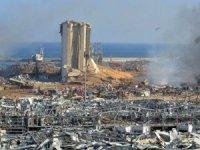 Beyrut'ta meydana gelen patlamada yaralanan 8 Türk vatandaşından 7'sinin durumu iyi