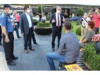 """Ataşehir'de """"Sağlık İçin Hepimiz İçin"""" sloganıyla denetimler yapıldı"""