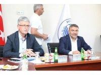 Başkan Şayir'den Ellibeş'e hizmet sunumu