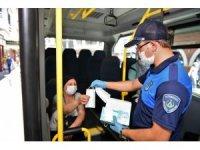 Altınordu'da korona virüsü denetimleri sürüyor