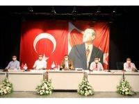 Alanya Belediyesi ağustos ayı meclis toplantısı
