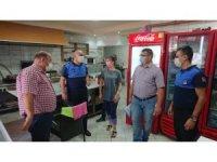 Çaycuma'da zabıta ekipleri denetim yaptı