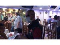Bursa'da 500 polisle eğlence mekanlarına korona virüs uygulaması