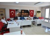 Edremit AK Parti'den, CHP'Lİ belediyeye tepki