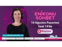 Ünlü Radyocu Mine Ayman Radyo Başakşehir'de