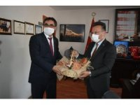 Aydın Valisi Aksoy'dan Karacasu'ya ziyaret